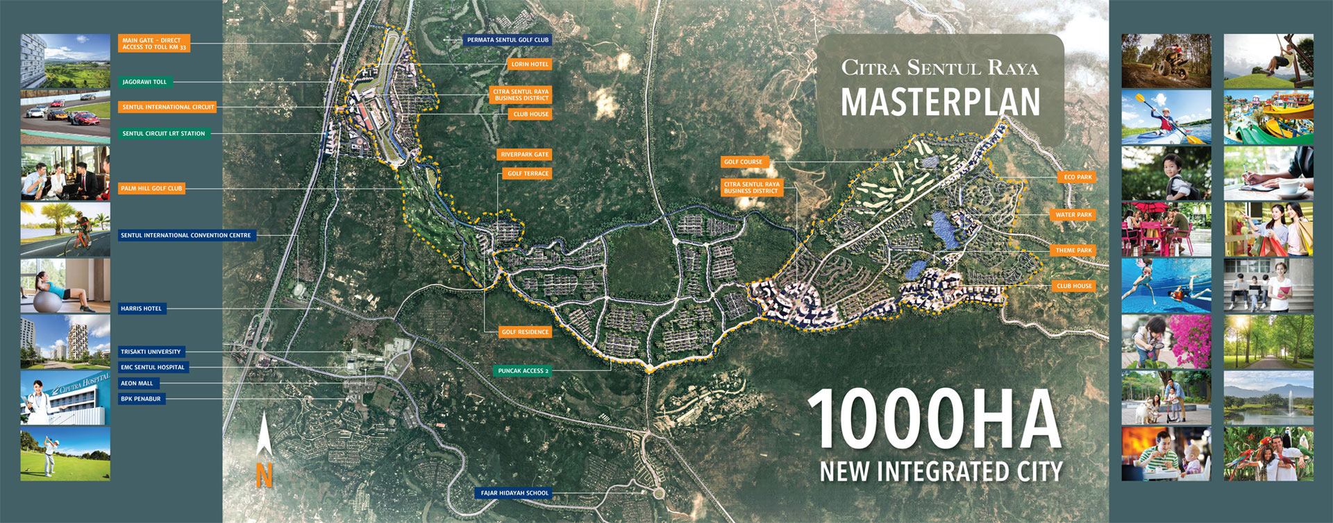 Master plan