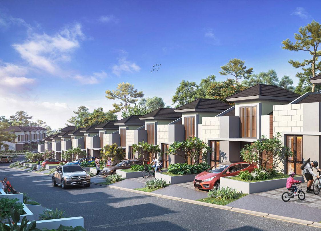 Rumah baru Citra Sentul Raya